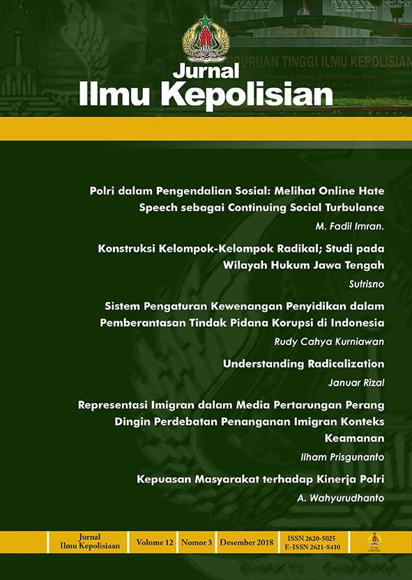 JURNAL ILMU KEPOLISIAN_Volume 12_No.3
